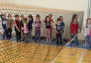 Zajęcia z badmintona