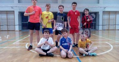 Badminton – zajęcia 2019/2020 – nabór