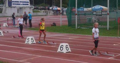 Otwarte Mistrzostwa Krakowa 6.09.2020r.